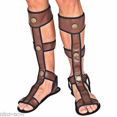 Gladiator Sandals Adjustable costume accessory