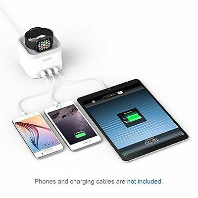 USB STATION STAND Charger Charging Docking Dock For iWatch APPLE WATCH