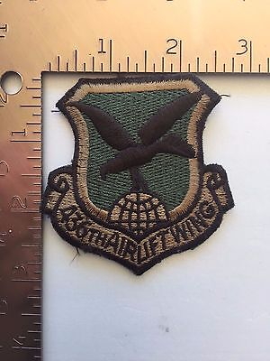 USAF 436th AIRLIFT WING PATCH (AFN-1)