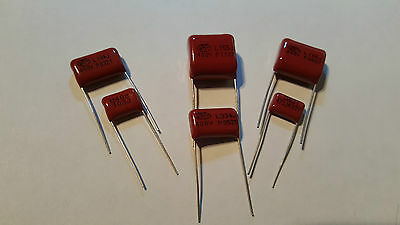 CBB Capacitor - choose from 100V to 2000V - Values from 10nf to 1500nf - UK