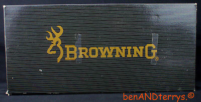 Browning Buck Mark 5.5 Target Factory Carboard Pistol Handgun Case / Box