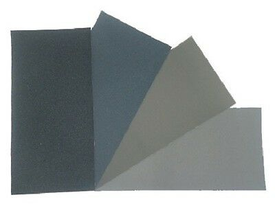 "Micro-Mesh Regular Abrasive Polishing Cloth Kit - 4 Sheets 6""x3"""
