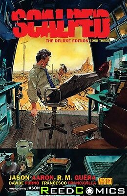 SCALPED BOOK 3 DELUXE EDITION HARDCOVER New Hardback Collects Issues #25-36