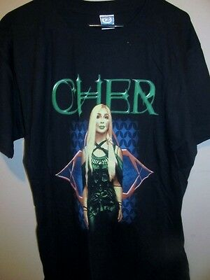 2002 CHER tour shirt , Farewell Tour , Large