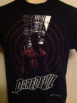 Daredevil NWT Tshirt Marvel Mens M Comic Book Netflix TV Movie New York