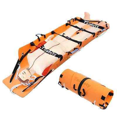 Lift Roll stretcher folding multifunctional Fire emergency Well Height rescue m@