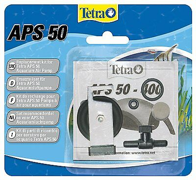 Tetra Tetratec Aps 50 Aquarium Air Pump Spares Repair Kit 4004218179400