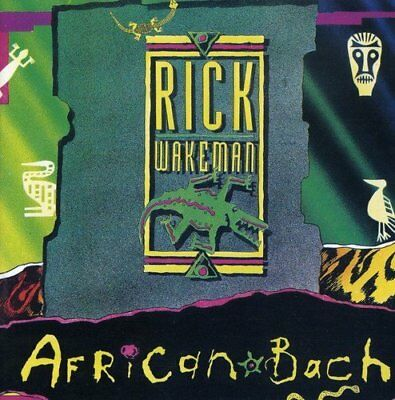 Rick Wakeman - African Bach (2007)  CD  NEW  SPEEDYPOST