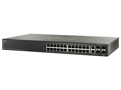 #NEW# Cisco SG500X-24-K9 10-GB Stackable Managed Switch #FAST SHIPMENT#