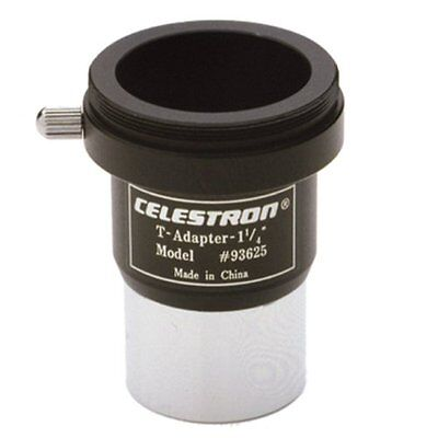 "Celestron T-Adapter, Universal 1-1/4"" 93625"