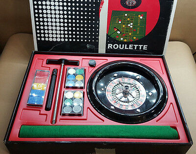Roulette Tabletop Game