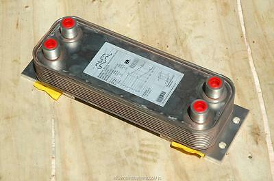 Alfa Laval BHE CB27-19M Brazed Plate Heat Exchanger - NOS
