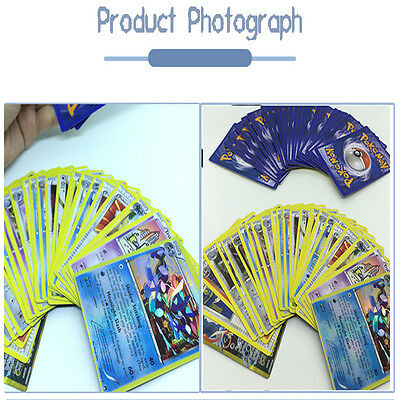 17Pcs Youth Kids Anime Pokemon Card EX Collection Game Cards Toys for Children
