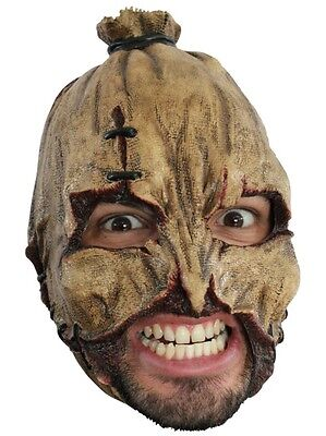 Mask Head Chin Strap - for Cosplay Halloween Dress Up Party Costume - Scarecrow