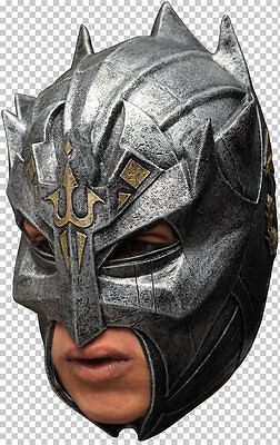 Mask Head Chinless - Cosplay Halloween Dress Up Party Costume - Dragon Warrior