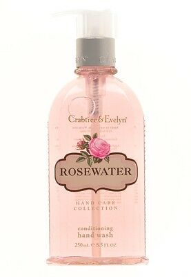 Crabtree & Evelyn Rosewater Hand Wash 250ml