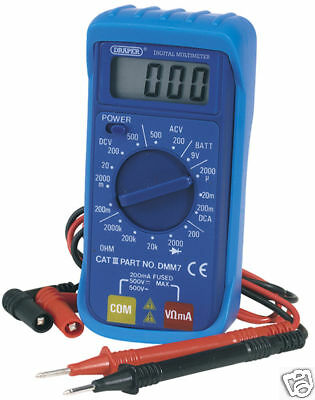 Multimeter Digital Professionell 16 Funktionen