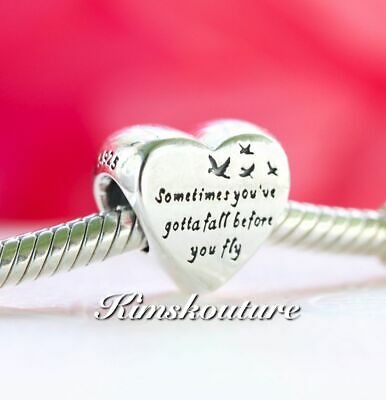 1f50935c7 AUTHENTIC PANDORA HEART of Freedom Sterling Silver Charm 791967 ...