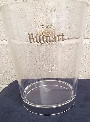 Ruinart Champagne Magnum Size Cooler Ice Bucket