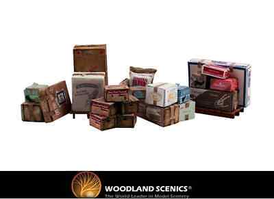 Woodland Scenics A2216 Misc Freight N Gauge