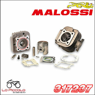 317237 MALOSSI GRUPPO TERMICO Ø 47 in ghisa MBK BOOSTER NAKED 50 2T euro 2