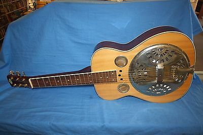 Regal Square Neck Resonator Acoustic Guitar Dobro ~Make Offer~ *Free Shipping*
