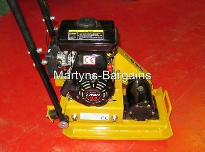Wacker Plate With 3 Hp Petrol Engine. Compactor Plate. Compactor Plate