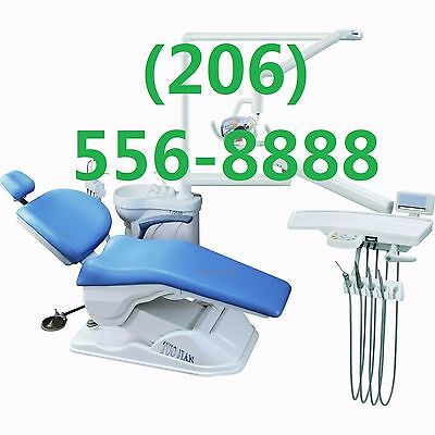 new FDA TJ2688 A1 complete dental unit chair US stock