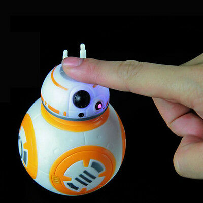 New Touch Switch BB-8 GIFT Free Robot STAR WARS The Force Awakens Toys Figure