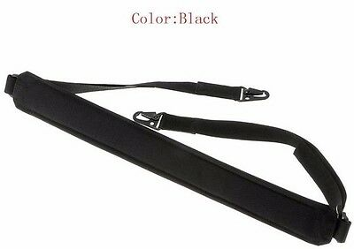 Adjustable 2 Points Tactical Rifle Sling Military Quick Release Gun Sling Nylon
