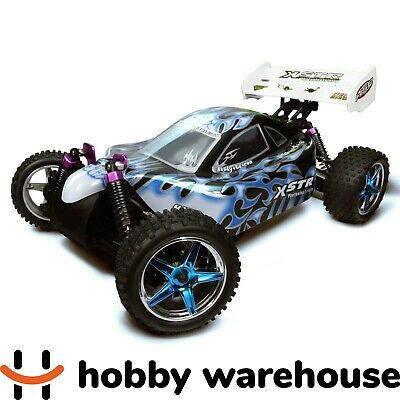 HSP 94107 TOP LiPo 1/10 Black 2.4Ghz Brushless 4WD Off Road RTR RC Buggy