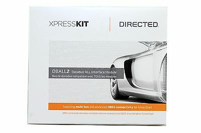 Directed Viper Xpresskit Databus All Combo Bypass And Door Lock Module Dball2