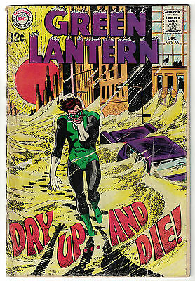 DC Comics GREEN LANTERN Number 65 Dry Up And Die! GD-