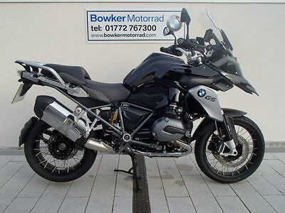 BMW R 1200GS TE Triple Black