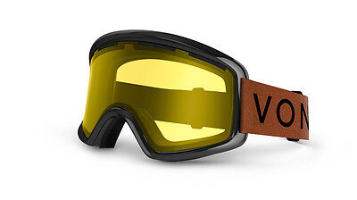 Von Zipper Goggles - Beefy Cylindrical Lens Snowboard and Ski Goggles - 2017