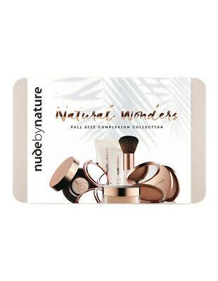 NEW Nude By Nature Natural Wonders Full Size Collection
