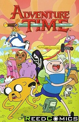 ADVENTURE TIME VOLUME 2 GRAPHIC NOVEL New Paperback Cartoon Network BOOM STUDIOS