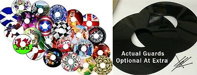 Wheelchair Spoke Guard Skin Wheel Cover protector 100s Designs Mobility Aids D2