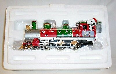 *new Bachmann Hawthorne Village Peanuts Christmas Express Ho-On30 Train Set