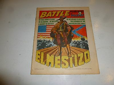 BATTLE PICTURE WEEKLY & VALIANT Comic - Date 04/06/1977 - UK Paper Comic