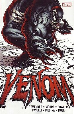Venom by Rick Remender Complete Collection vol 1 trade paperback Marvel Comics
