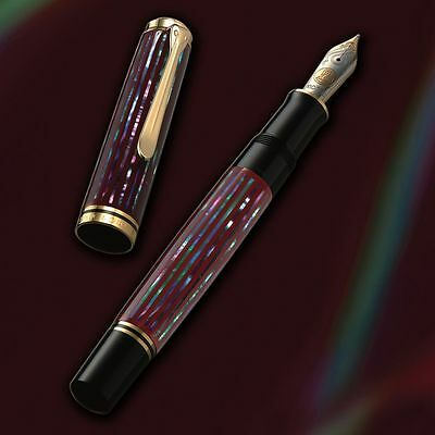 Pelikan M1000 Raden Sunrise Fountain Pen