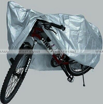 Rain Waterproof Cover Dust Garage Protector  for Bicycle Motorcycle Scooter #WI