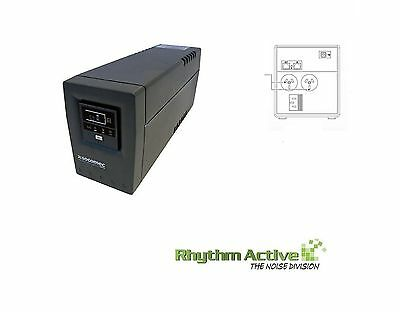 Socomec Netys Pe-800 Back-Ups 800Va 480W Uniteruptible Power Back Up Supply Unit