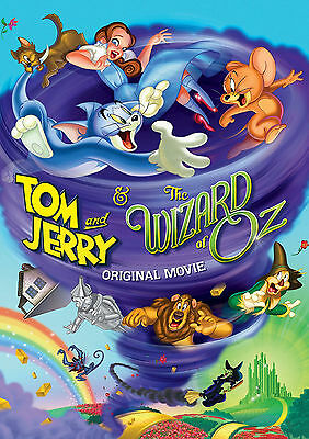 Tom and Jerry and the Wizard of Oz (2011) - A1/A2 POSTER **SEE OFFER**