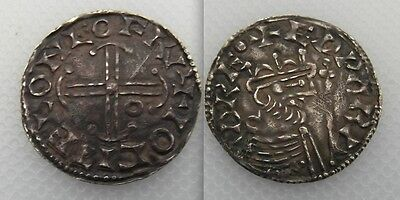 Scarce 1042-1066 Saxon Penny Edward The Confessor - Hammer Cross Type - York