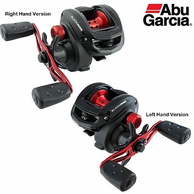 Abu Garcia Black Max 3  Bait Casting Fishing  Reel Left Or Right Hand- Bmax3