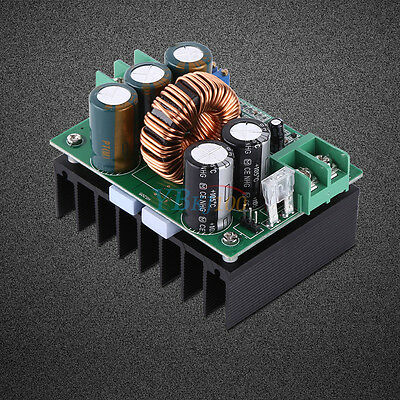 1200W DC-DC Converter Boost Step-up Power Supply Module Contant Voltage Current