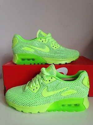 Nike Air Max 90 Ultra BR Breathe Womens Trainers UK Size 4