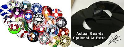 Wheelchair Spoke Guard Skin Wheel Cover protector 100s Designs Mobility Aid 0016